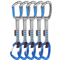 Mammut Climging Equipment MAMMUT 5er Pack Crag Indicator Wire Express Set 10cm