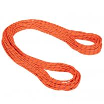 Ropes - twin, double rope MAMMUT 7.5 Alpine Sender Dry 60m fire
