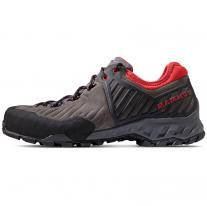 Low boots shoes MAMMUT Alnasca II Low GTX Men dark titanium