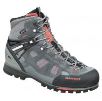 MAMMUT Ayako High GTX Women grey-dark barberry