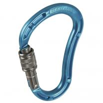 carabiner MAMMUT Bionic Mythos Screw Gate aqua