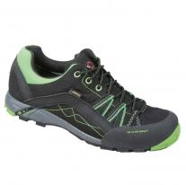 SALE! Shoes shoe MAMMUT Ceredo Low GTX W black-dark spring