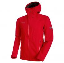Mammut Clothing MAMMUT Convey Tour HS Hooded Jacket magma