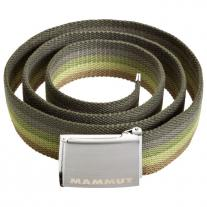 Mammut Clothing MAMMUT Crag Belt dark iguana-aloe