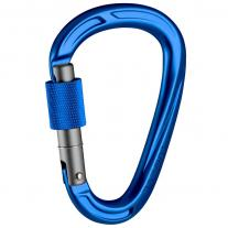 Mammut Climging Equipment MAMMUT Crag HMS Screw Gate ultramarine