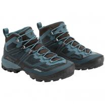 shoes MAMMUT Ducan Mid GTX black-light poseidon