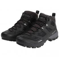 shoes MAMMUT Ducan Mid GTX black-dark titanium