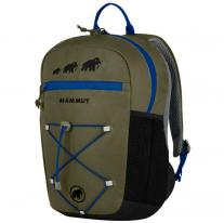 backpack MAMMUT First Zip 4L olive-black