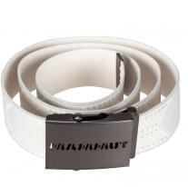 Mammut Clothing MAMMUT Logo Belt bright white-highway