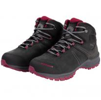 MAMMUT Nova III Mid GTX Women Black-Dark Sundown