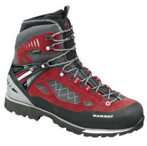 shoe MAMMUT Ridge Combi High GTX Men lava-white