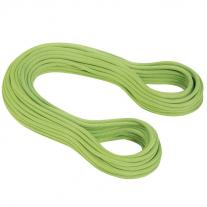 Climbing Gear rope MAMMUT 8.7 Serenity Dry 60m limegreen