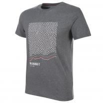 Mammut Clothing MAMMUT Sloper T-Shirt Men storm melange