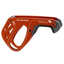 belay device MAMMUT Smart 2.0 dark orange