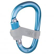Mammut Climging Equipment carabiner MAMMUT Smart HMS Screw dark whisper