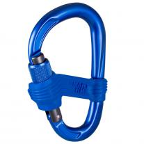 Mammut Climging Equipment carabiner MAMMUT Smart HMS Screw ultramarine