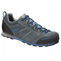 shoe MAMMUT Wall Guide Low Men grey-dark cyan