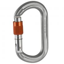 carabiner MAMMUT Wall Micro Oval Screw Gate
