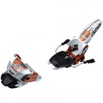 Skiing and Freeride binding MARKER Jester 16.0 90mm white/copper
