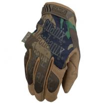 Gloves gloves MECHANIX The Original Woodland Camo