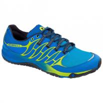 Outlet - Men s shoes shoe MERRELL Allout Fuse blue/lime