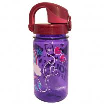 Presents for children bottle NALGENE OTF Kids 0.35 L beet beyoutiful