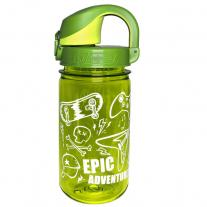 Presents for children bottle NALGENE OTF Kids 0.35 L sprout epic