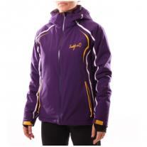 Sale winter jackets NORTHFINDER Rehina Jacket Purple/White
