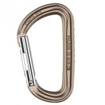 carabiner OCUN Falcon Straight Grey
