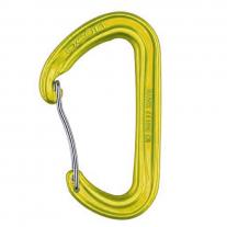 Carabiners and Quickdraws Ocún carabiner OCÚN Hawk Wire Lime