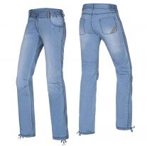 nohavice OCÚN Inga Jeans light blue