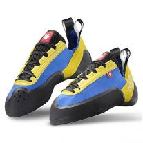 Ocún Climbing Shoes climbing shoe OCÚN Strike LU blue yellow e9c87a714ae