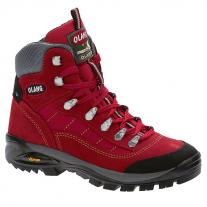 Hiking boots shoe OLANG Tarvisio Kid Tex rosso