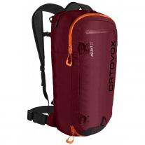 backpack ORTOVOX Ascent 22 dark blood