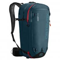 Backpacks to 30 L backpack ORTOVOX Ascent 30 S mid aqua