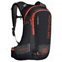 Backpacks to 30 L backpack ORTOVOX Free Rider 24 black raven