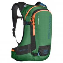 backpack ORTOVOX Free Rider 24 irish green