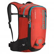 backpack ORTOVOX Haute Route 30 S hot coral