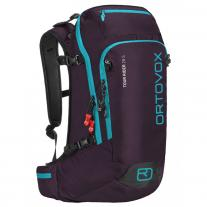 Backpacks to 30 L backpack ORTOVOX Tour Rider 28 S aubergine