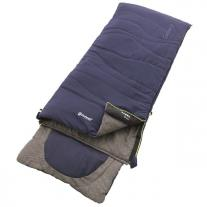 sleeping bag OUTWELL Contour Junior L Royal Blue