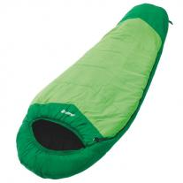 Spacie vaky spacák OUTWELL Convertible Junior R green