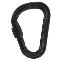 carabiner PETZL Attache M38A SLN Black