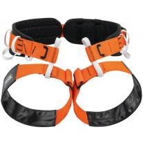 Petzl Climbing harness PETZL Aven orange/black