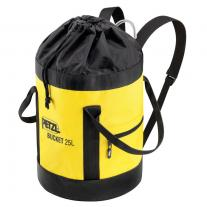 PETZL Bucket 25 Black/Yellow