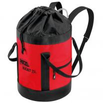 Backpack & Bag PETZL Bucket 25 Black/Red