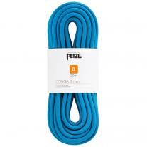 rope PETZL Conga 8mm 20m blue