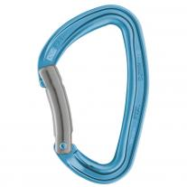 Petzl Carabiners and Quickdraws carabiner PETZL Djinn Bent blue