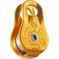 pulley PETZL Fixe P05W yellow
