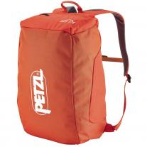 Petzl Climbing ropebag PETZL Kliff red/orange