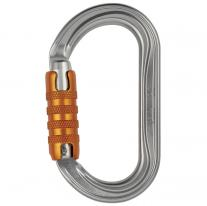 Petzl Carabiners and Quickdraws carabiner PETZL OK Triact-Lock M33A TL